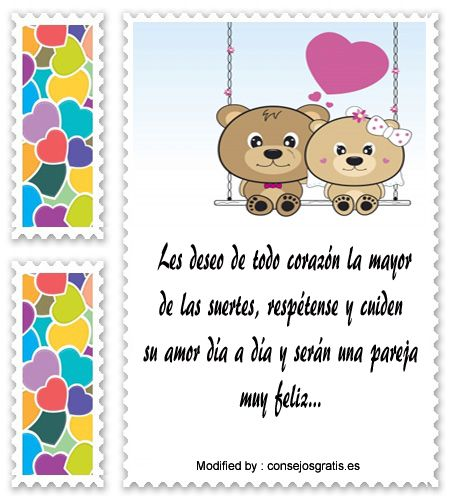 descargar mensajes bonitos para matrimonio,frases para matrimonio: http://www.consejosgratis.es/frases-bonitas-para-una-boda/