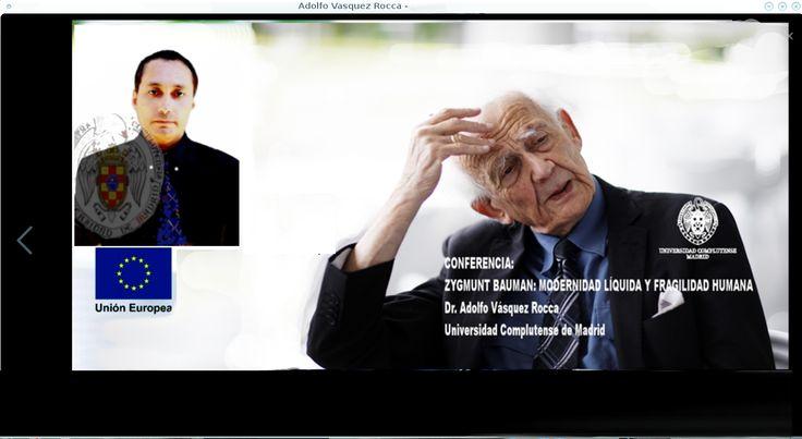"""Vásquez Rocca, Adolfo, """"Individualismo, Modernidad Líquida y Desilusión Hipermoderna: De Bauman a Sloterdijk"""",  En """"Redazione Rosebud"""" –Critica, Scrittura, Giornalismo– Anno III, DUBLIN, IRELAND, – marzo, 2013. http://rinabrundu.com/2013/03/23/filosofia-individualismo-y-modernidad-liquida-y-desilusion-hipermoderna-de-bauman-a-sloterdijk/"""