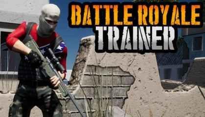 Battle Royale Trainer Full PC Aksiyon macera ve simulasyon türünde 2018 yapımı cs tarzında online olarakta yakında bu özelliğe kavuşacak bu farklı oyunu oyun meraklılarına öneririz düşük boyutlu türlü çeşitte silah bulunuyor farklı yerlerde antreman veya düşman rakiplerini bulup avlamaya çalışacaksınız ilerde popüler olabilir mi bilinmez ama online katılırsa baya bir oynayan olur yinede merak   #BattleRoyaleTrainerfull #BattleRoyaleTraine