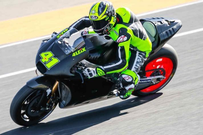 Aleix Espargaro Calendario MotoGP 2017