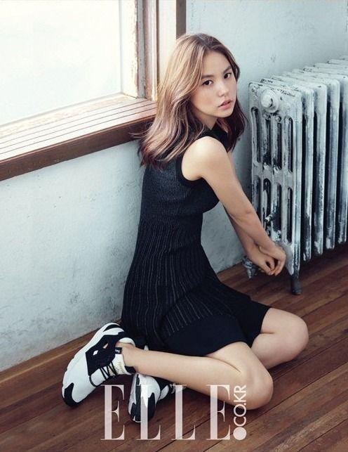Min Hyo Rin Poses for Elle Korea   Koogle TV