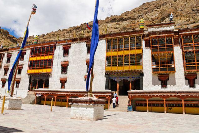 10 Mindblowing Buddhist Monasteries in India: Hemis Monastery, Ladakh