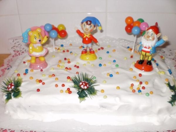 Noddy cake by Ana Seixas