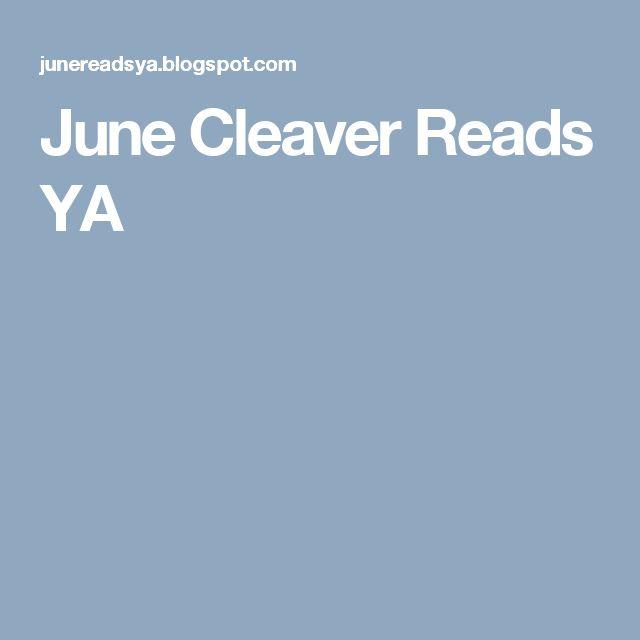 June Cleaver Reads YA