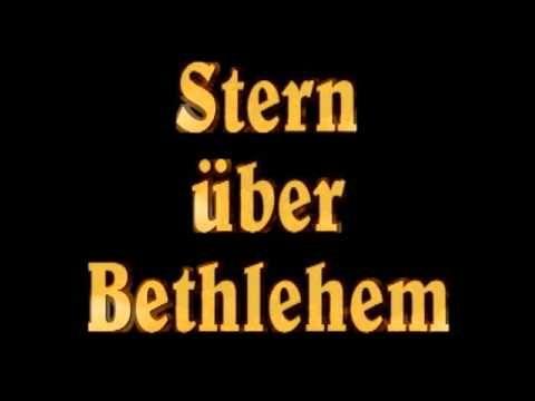 Stern über Bethlehem - YouTube