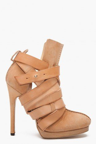 Heels these would look so great w/ jeans!! and their only $249.00 and that's with 70% off what a deal.. Santa please leave these under my tree that isn't up yet!! but soon I hope!! lol