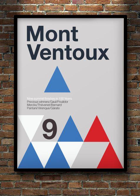 Mont Ventoux by Neil Stevens Print Shop