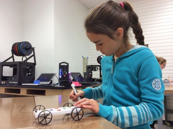 In part five of his year-long series, Kevin Jarrett highlights the tools and systems that drive the excitement and invention in his middle school makerspace.