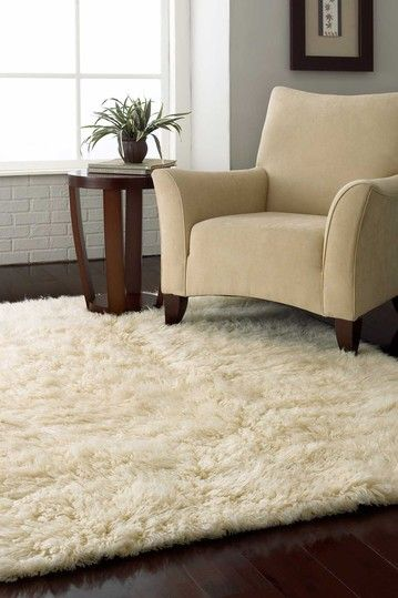 .Ideas, Area Rugs, Flokati Shag, Living Room, Flokati Rugs, Wool Rugs, Bedrooms, Furniture Decor, Shag Rugs