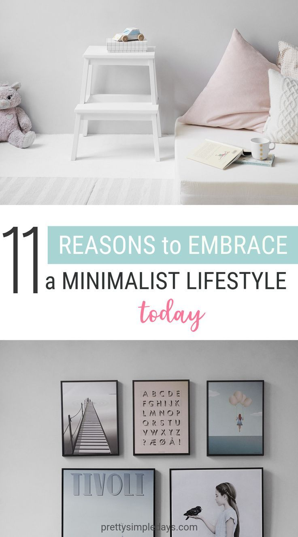 11 Ways Minimalism Will Make You Happier Minimalist Living Minimalist Lifestyle Simple Living Lifestyle