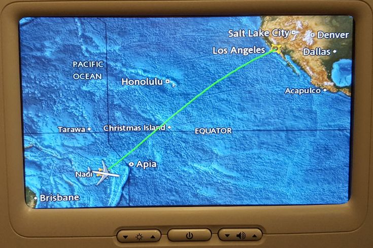 My photo diary of crossing the international date line from Fiji to Los Angeles on December 1st 2015.