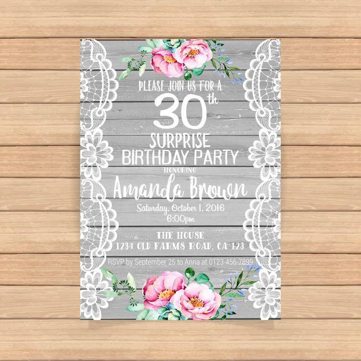 Einladung Zum 30 Geburtstag Lustig Text
