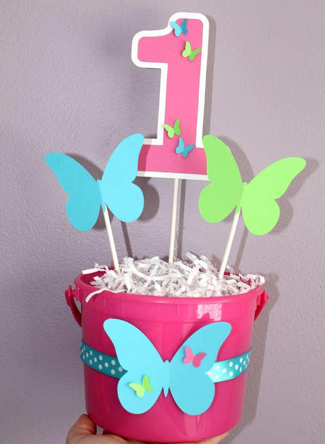 ... Butterfly party decorations, Butterfly theme party and Butterfly baby