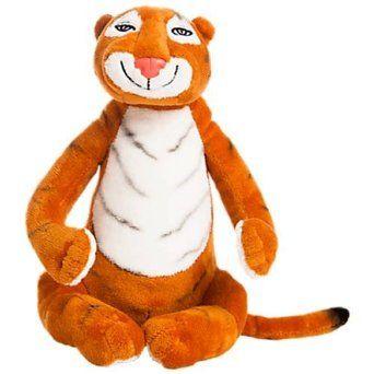 The Tiger Who Came to Tea Plush: Amazon.co.uk: Toys & Games