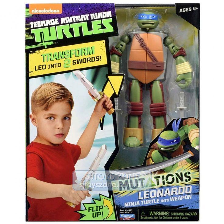 Ninja Turtles action toy