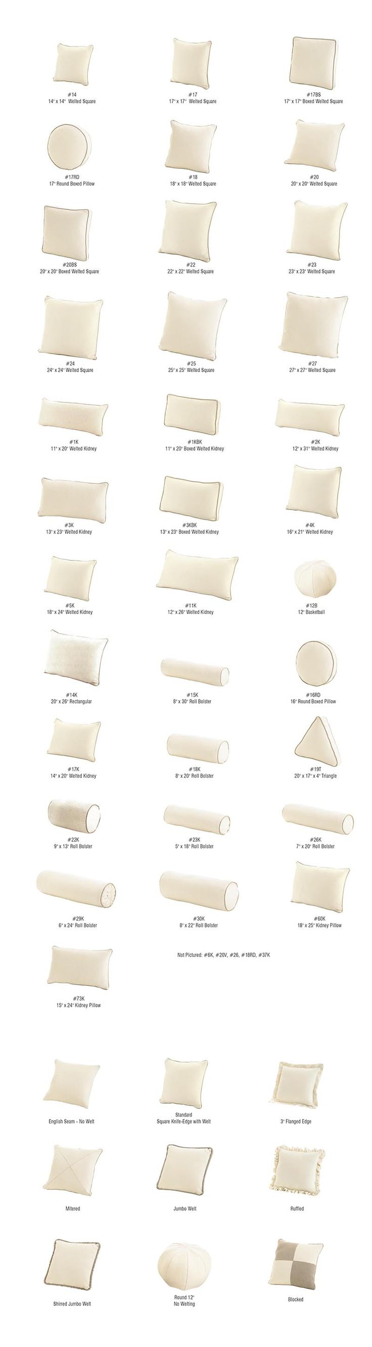 Decorative Pillow Guide