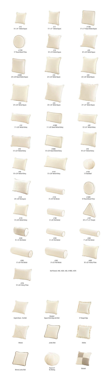Decorative Pillow Guide