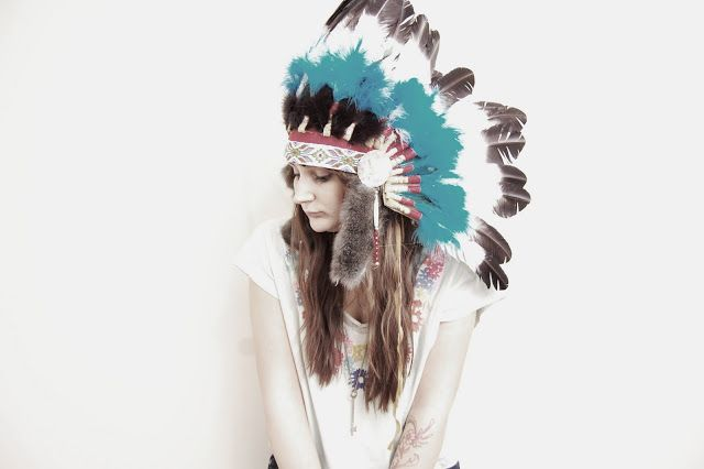 DIY | HEADDRESS (epic-thread) hell yes for shpongle :)