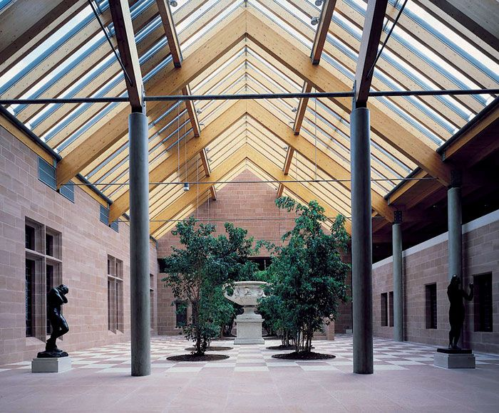 One of my favourite galleries anywhere .. The Burrell Collection - Glasgow.