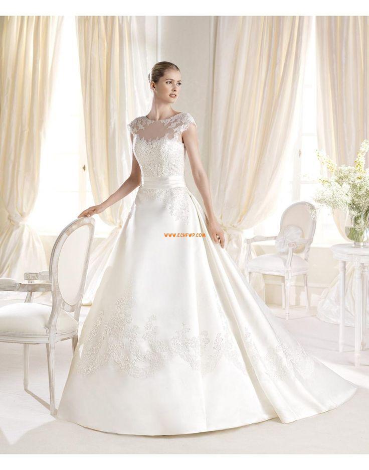 Printemps 2014 Triangle inversé Classique & Intemporel Robes de mariée de luxe
