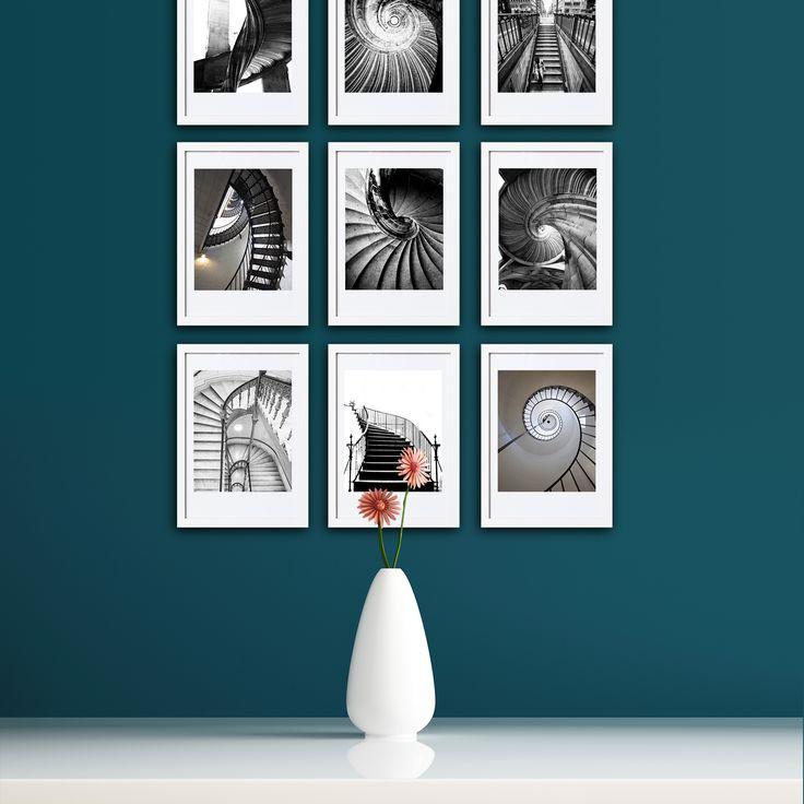 34 best Wohnen: Kreative Wandgestaltung images on Pinterest | Homes ...
