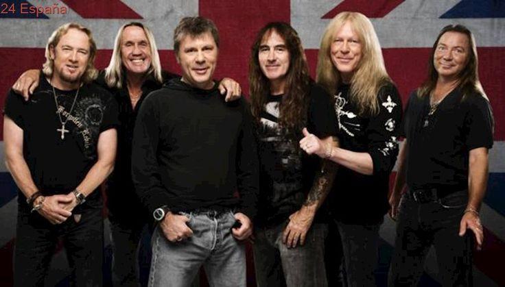 Iron Maiden actuará en Madrid el 14 de julio de 2018