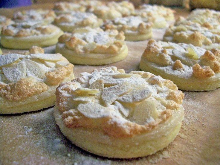Marzipan Knusper Kekse