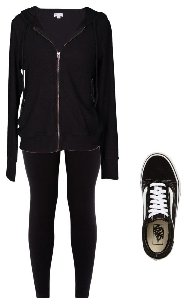 """""""My Give A Damns Busted"""" by kisskissfallinlove-ohshc ❤ liked on Polyvore featuring New Look, Velvet by Graham & Spencer and Vans"""