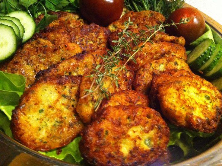Reteta Chiftelute vegetariene - Aperitive / Garnituri