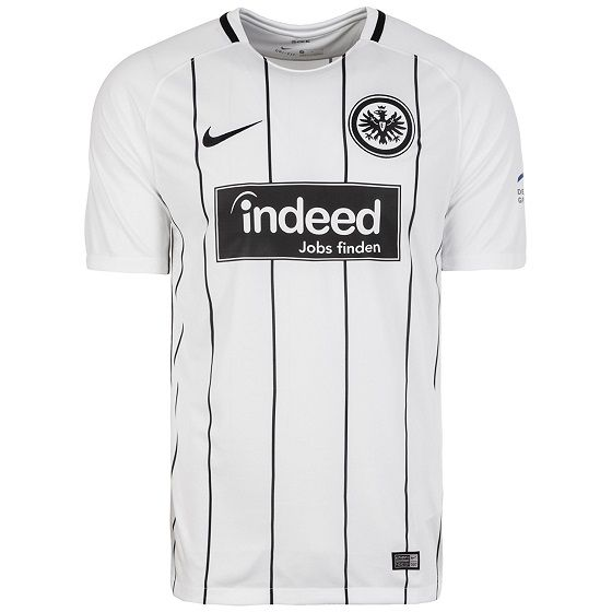 Eintracht Frankfurt Trikot 2017 - 2018 --- #SGE