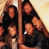 Billy Crystal, Bruno Kirby and Daniel Stern in City Slickers