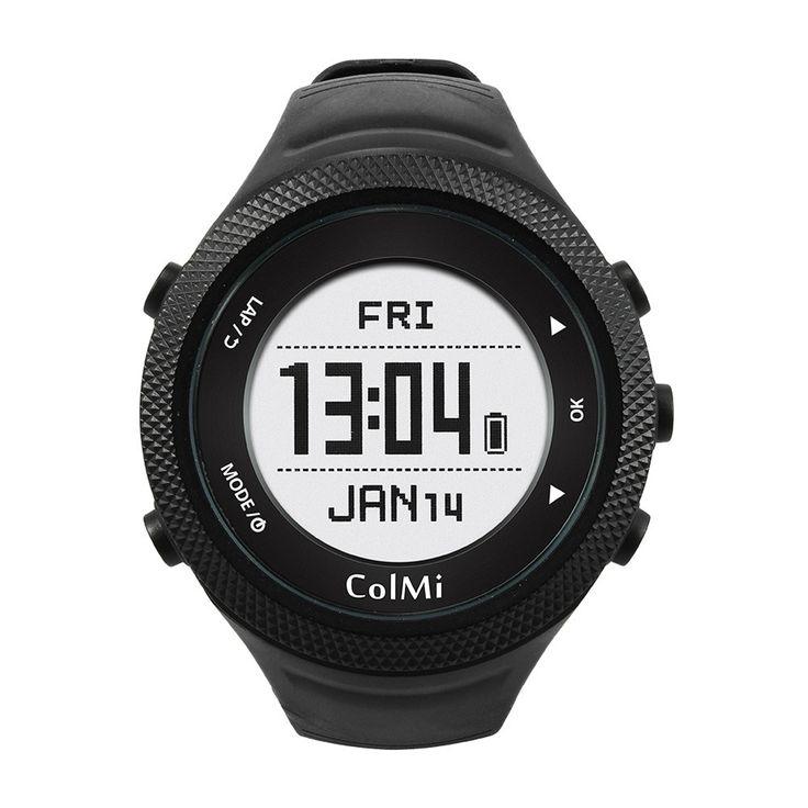 ColMi Smart Watch GPS location 5ATM IP68 Waterproof Pressure Temperature Altimeter Compass G-senser Men Tracker for Android IOS