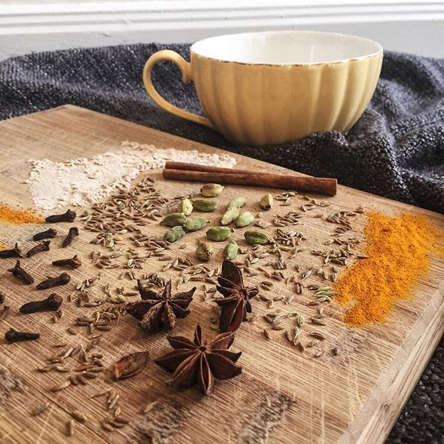 My newest blog post is live! A tummy soothing tea to help with digestion and inflammation 💛