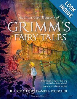 318 best daniela drescher images on pinterest fairy tales an illustrated treasury of grimms fairy tales jacob grimm wilhelm grimm daniela drescher fandeluxe Images
