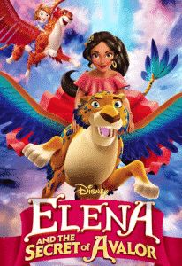 Elena and the Secret of Avalor 2016 Dubbed In Hindi  Elena and the Secret of Avalor 2016 Dubbed In Hindi Full Movie Free Online Director: Jamie Mitchell Starring: Ariel Winter, Aimee Carrero, Jane Fonda, Sara Ramirez Genre: Animation, Family, Fantasy Released on: 20 Nov 2016 Writer: Craig Gerber...