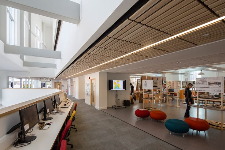 Penoyre & Prasad builds architecture school for Portsmouth university