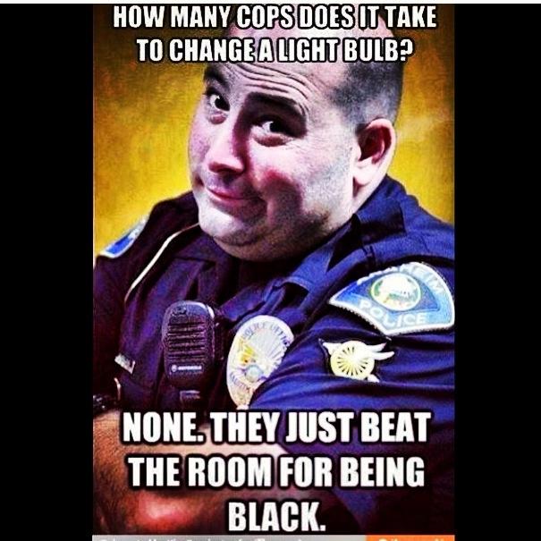 Cop joke