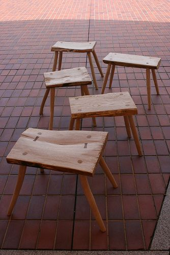 Slab U0026 Twig Tables Are Ideal For The Deck. See More. Stool