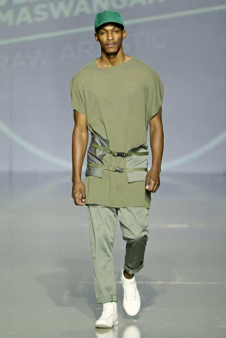 Velly Setshego Maswanganye Fall/Winter 2016 - Mercedes-Benz Fashion Week Joburg