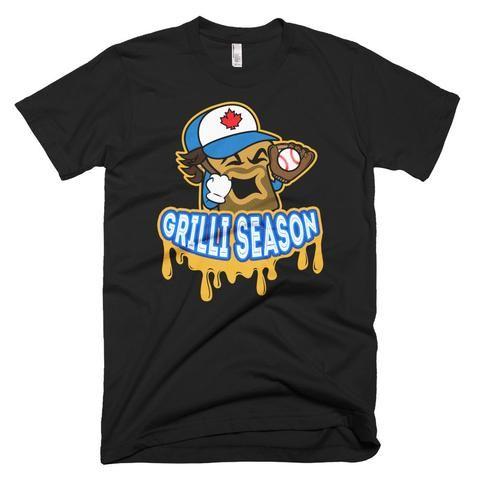 Grilli Season - Jason Grilli - Toronto Blue Jays T-Shirt White