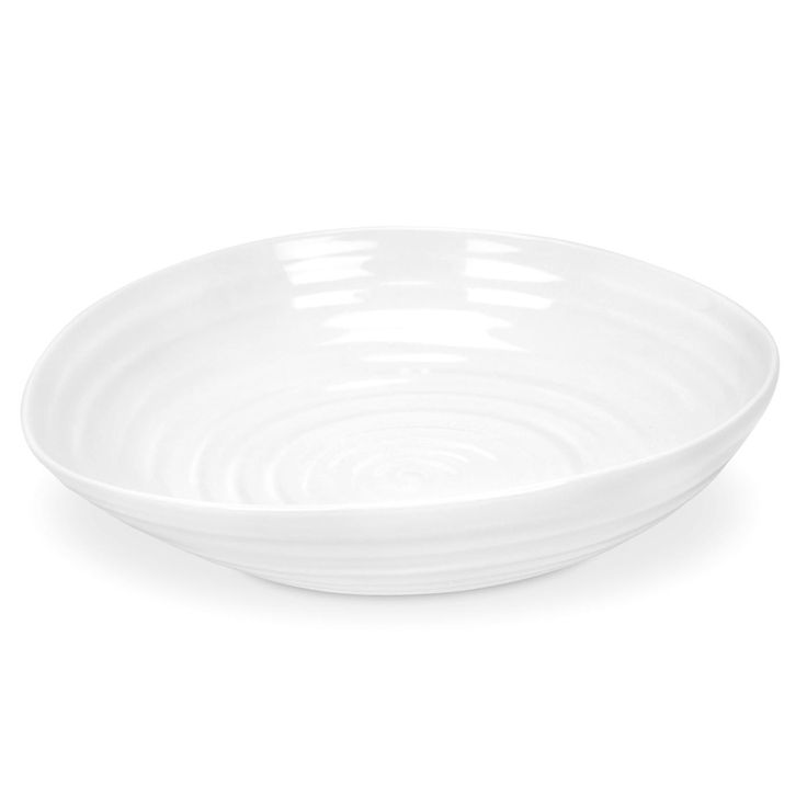 Sophie Conran White Pasta Bowl. 23.5cm (9.25 inch) Product Code: CPW76893.  Call 905·885·9250.