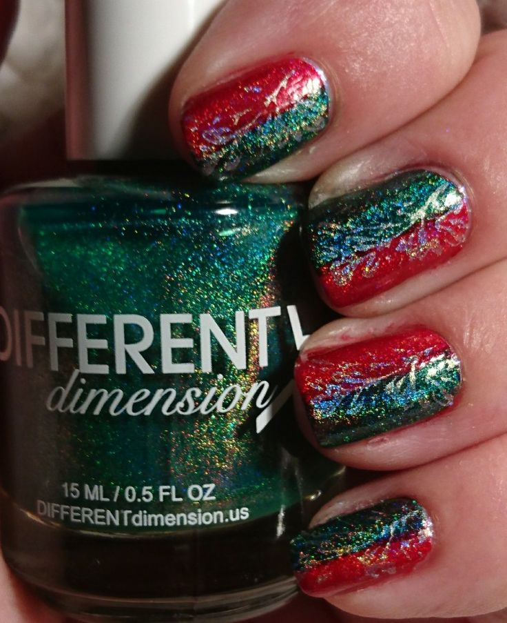 Different dimension Naughty and Nice stamped with silver with light 💡