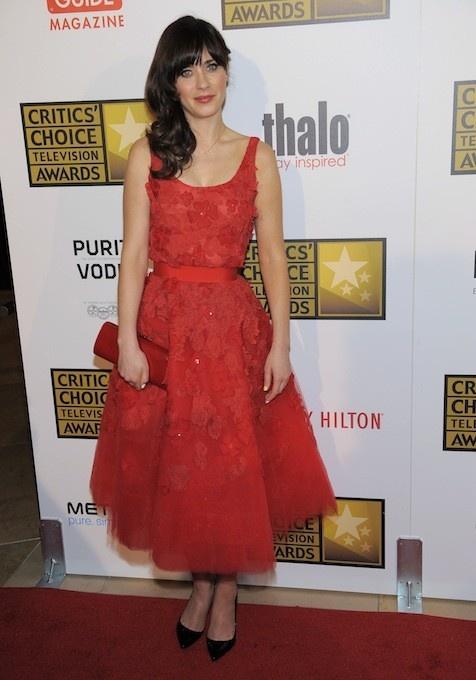 Critics' Choice Awards: más alfombras rojas veraniegas cargaditas de famosos de la televisión...