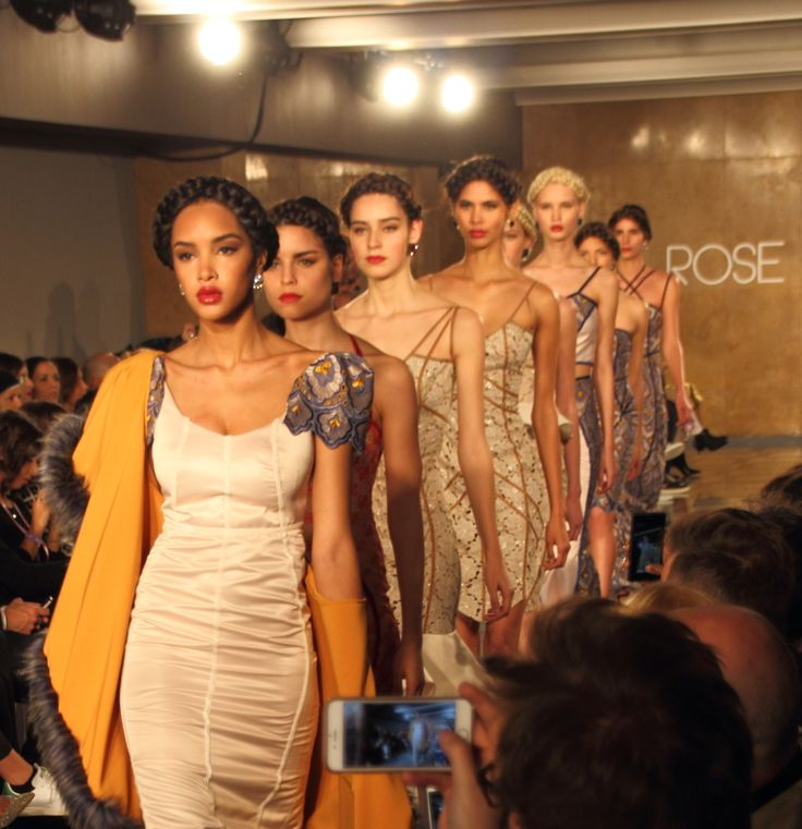 Lisbon Fashion Week AW16 - Rose Palhares