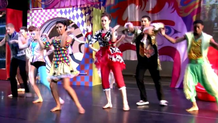 """The Next Step - Extended A-Troupe """"Rewind"""" Nationals Routine"""