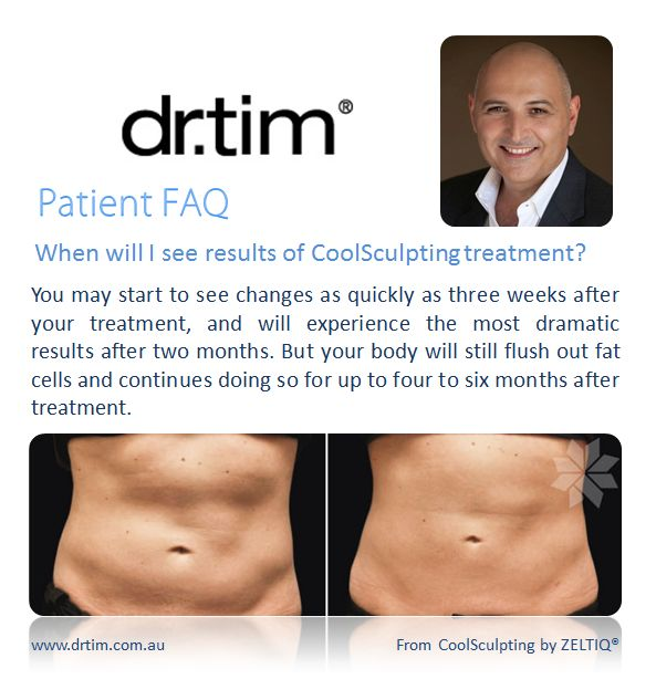 Cosmetic Culture offers the procedure in their Sydney Clinic. You can ask Dr. Tim directly in his Facebook page. See more at:  http://lanecovecosmeticsurgery.com.au/non-surgical/coolsculpting-zeltiq-freezing-fat/