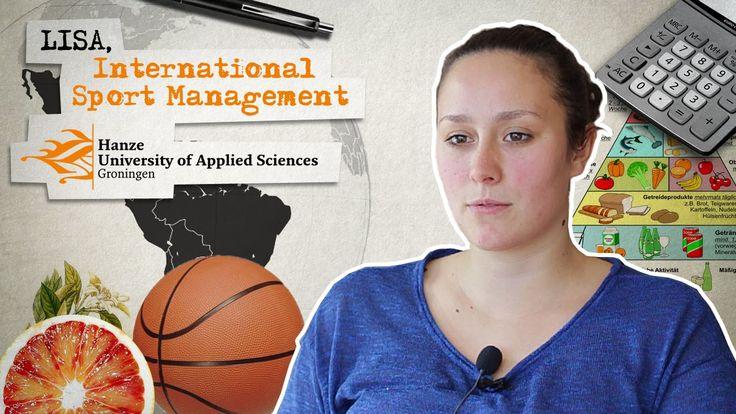 International Sport Management studieren an der Hanze University of Appl...