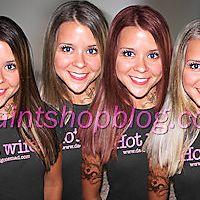 Change Hair Color Paint Shop Pro
