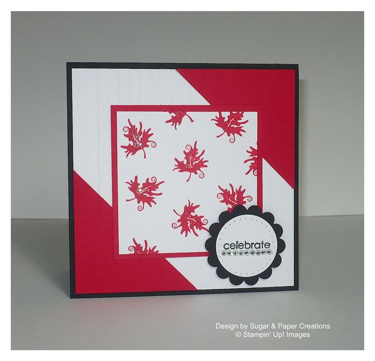 Card for Canada Day