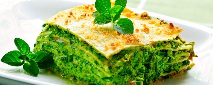 Musaka con Spirulina (Cocina Vegetariana)
